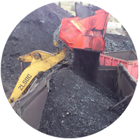 coal mine machine