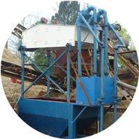 stone sand recycling machine