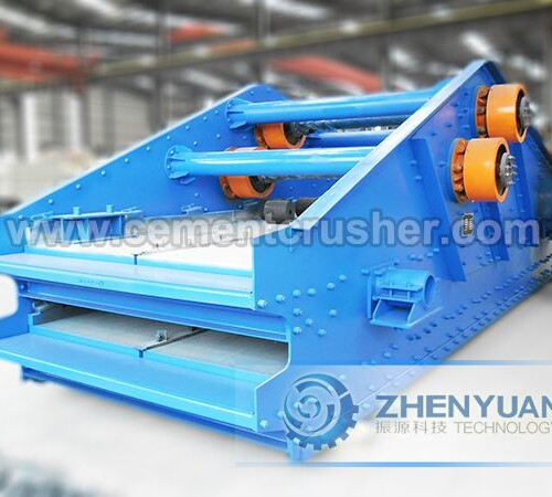linear motion screen