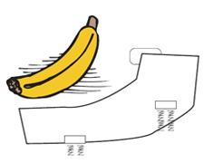 banana screen