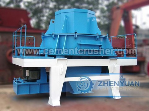 pcl sand making machine 1