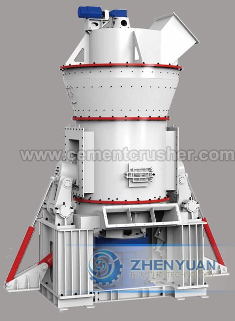 Roller Mill Cement Balls : Lm vertical roller mill zhenyuan crusher teeth