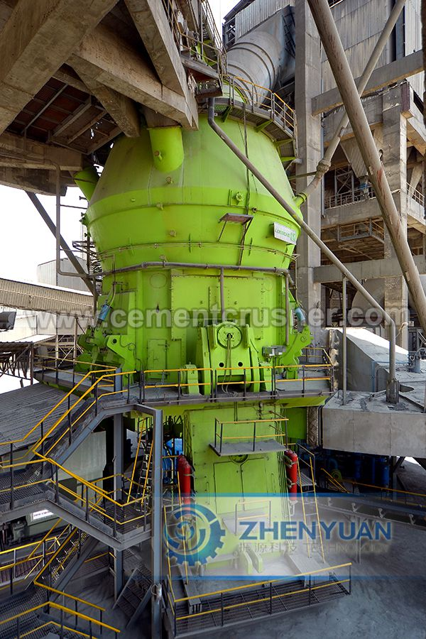 vertical mill 7