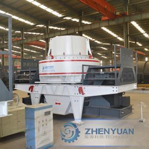 Zhenyuan Stone Sand Making Equipment